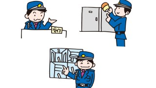 大手二社の警備員を経験してきた現ニートだが質問ある?