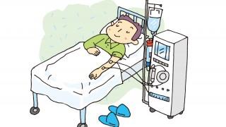 腎不全で入院してたけど質問ある?