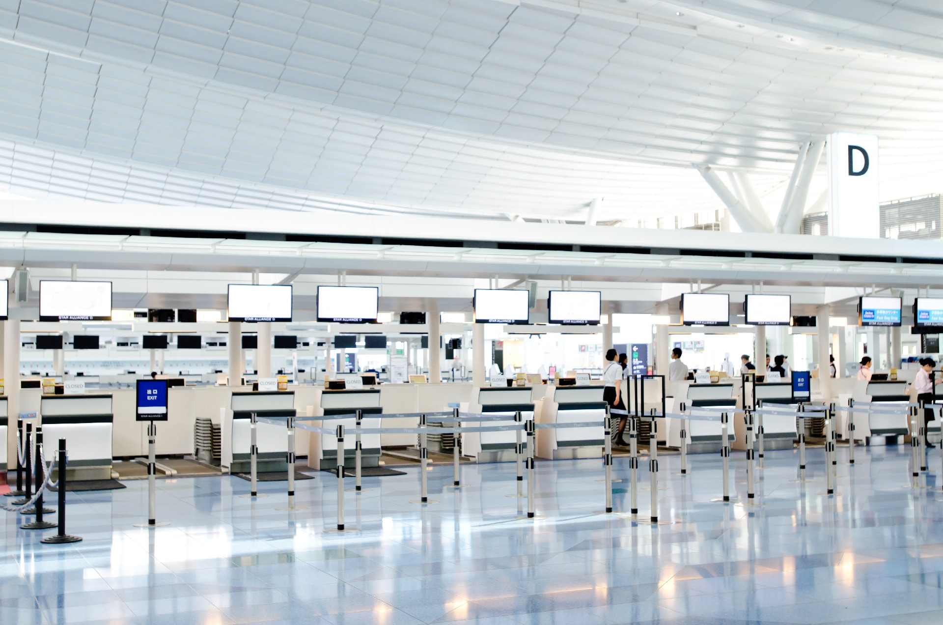 dabc9b38bf13 空港で働いてるけど質問ある?