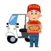 ピザの宅配バイトしてたけど質問ある?