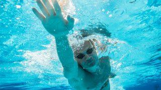25m息継ぎ無しで泳げるけど質問ある?